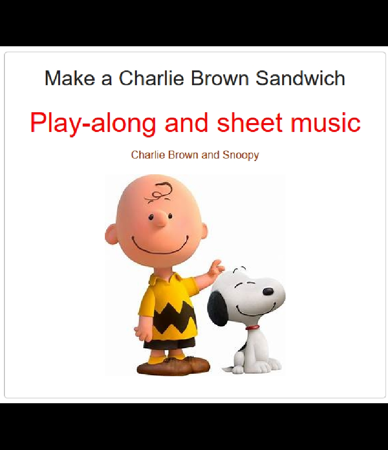 This image has an empty alt attribute; its file name is charlie-brown-sandwich-for-module.jpg