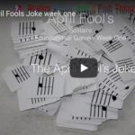 April Fool's Joke - Ten Minute Music Theory Card Games